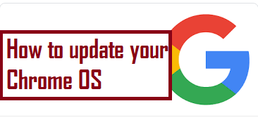 How to update your Chrome OS